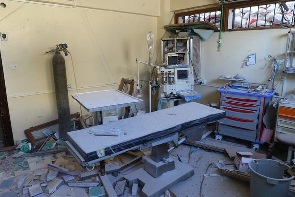 Dramat w Aleppo – wciąż giną cywile, nie działa już żaden szpital