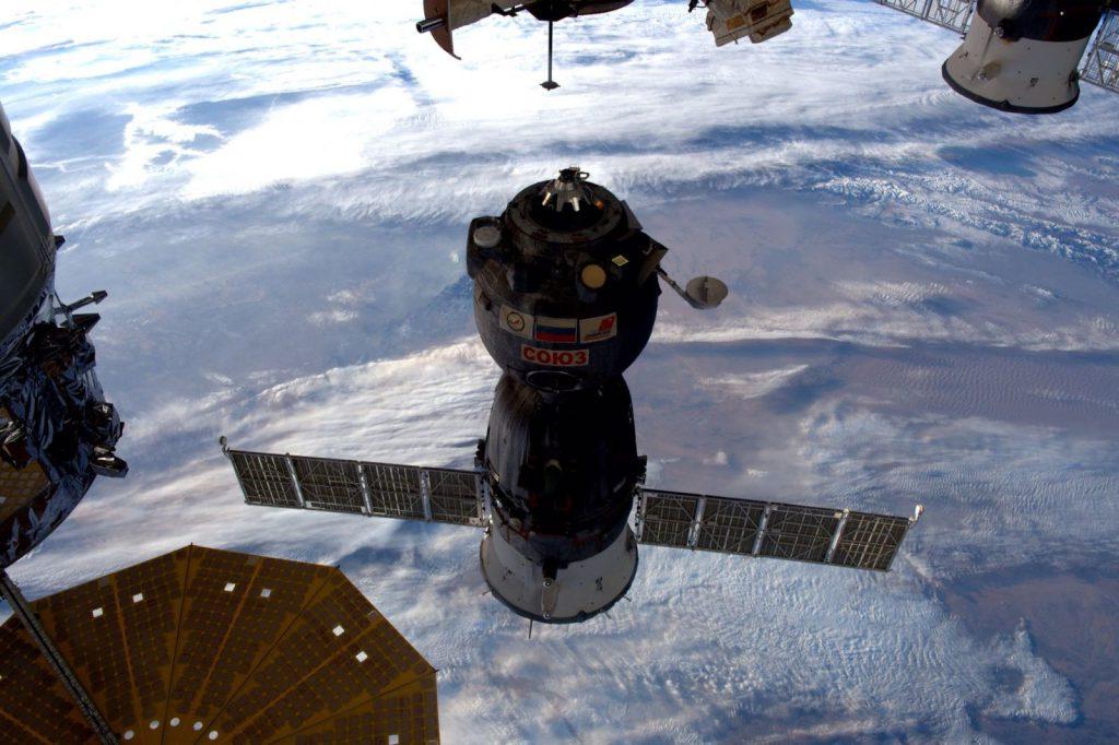 Udane dokowanie statku Sojuz do Międzynarodowej Stacji Kosmicznej