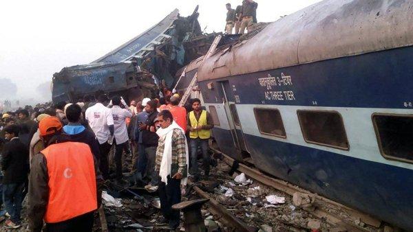 Katastrofa kolejowa w Indiach – co najmniej 91 zabitych, ponad 150 rannych