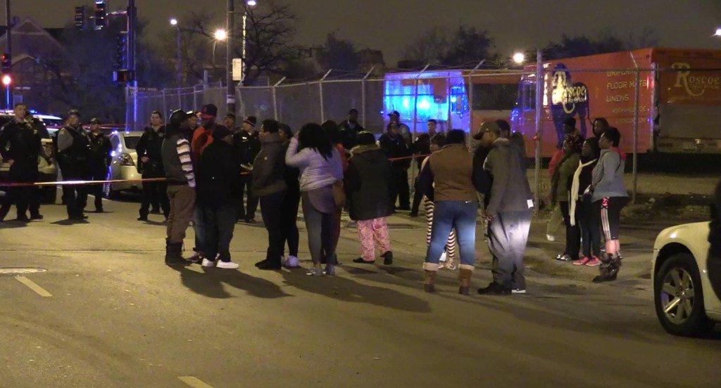 Bandyta zastrzelony przez chicagowską policję
