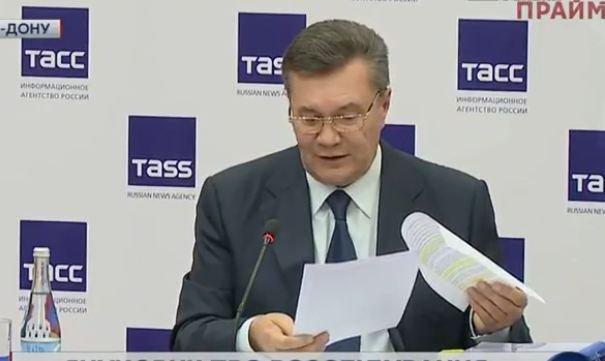 Ukraina skonfiskowała 1,5 miliarda dolarów byłego prezydenta W. Janukowycza