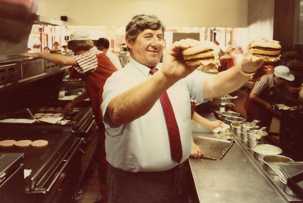 "Zmarł Michael ""Jim"" Delligatti – twórca legendarnego Big Mac'a"