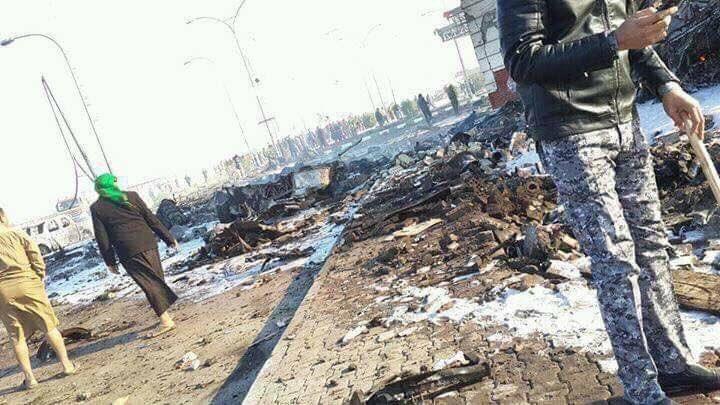 Ponad 80 osób, w tym szyiccy pielgrzymi, ofiarami ataku terrorystycznego