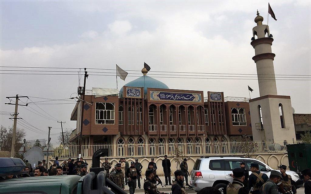 Kabul: Samobójczy Atak Na Meczet. Dziesiątki Ofiar Zamachu