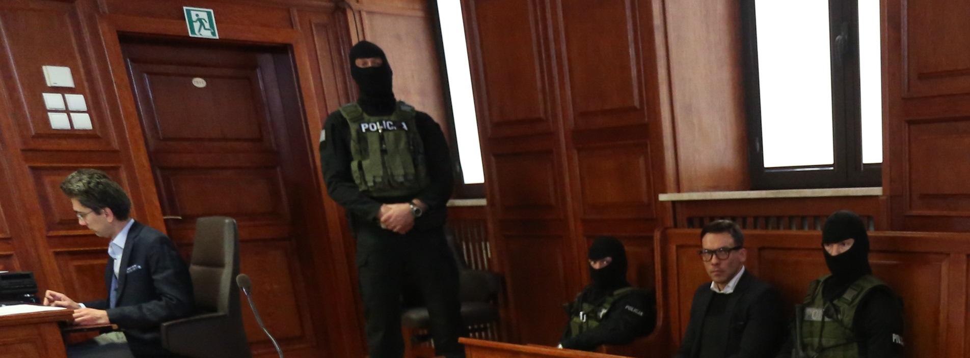 Białostocki sąd złagodził karę dla Marka F. oskarżonego w sprawie założenia podsłuchów