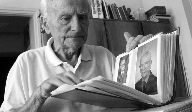 Zmarł Stanisław Szpunar – ostatni rzeszowianin z pierwszego transportu do Auschwitz