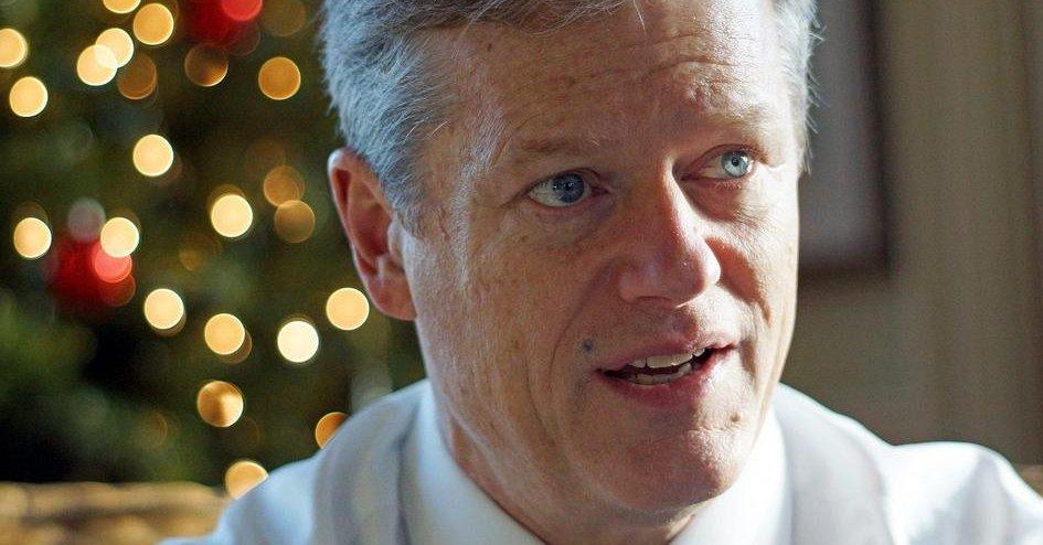 Gubernator Massachusetts może wydać 9 milionów dolarów na kampanię