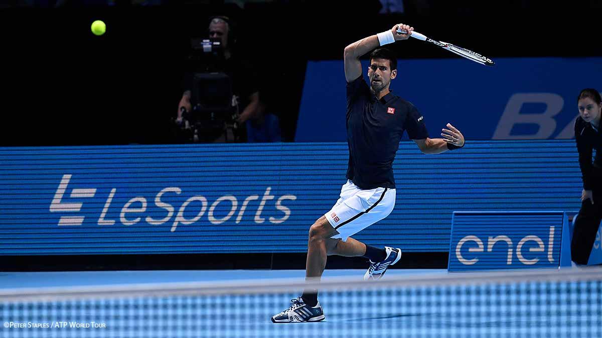 Djoković wciąż niepokonany, Wawrinka zapowiada zwycięstwo nad Murray'em