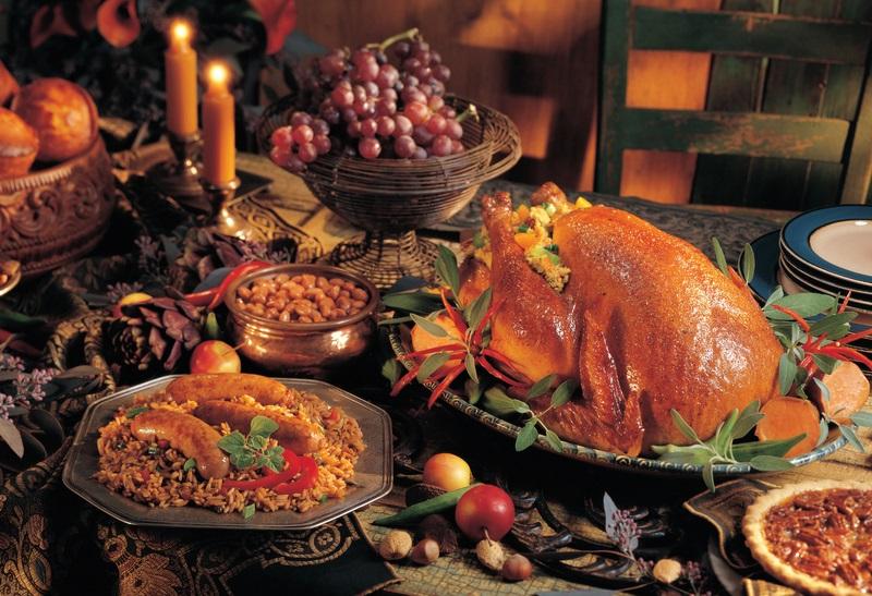 Dzisiaj Święto Dziękczynienia. Happy Thanksgiving!