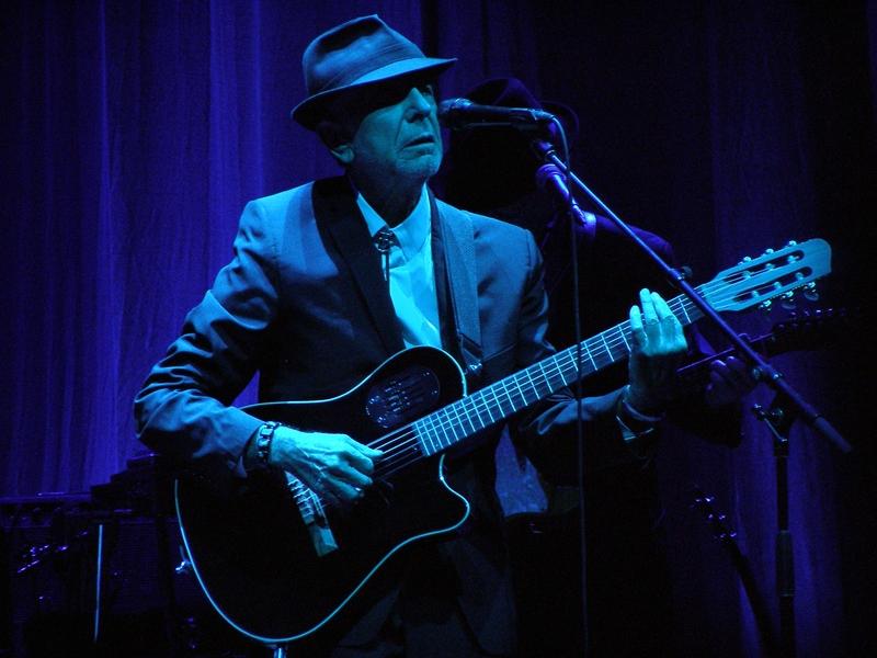 Zmarł Leonard Cohen – legendarny kanadyjski poeta i piosenkarz