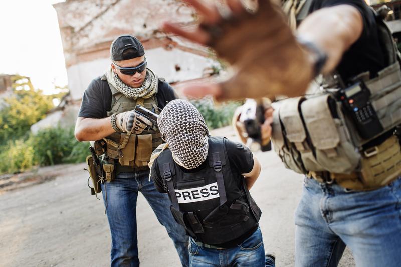 UNESCO: Co pięć dni na świecie ginie dziennikarz