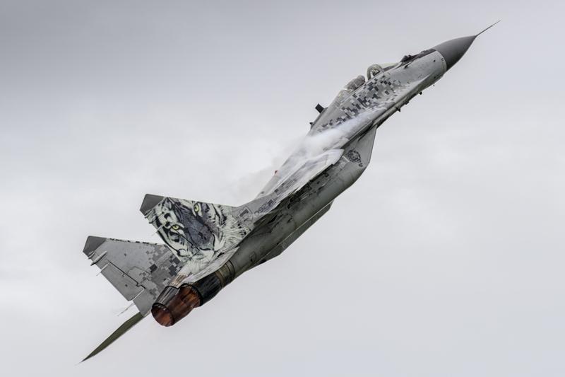 Rosyjski myśliwiec runął do Morza Śródziemnego