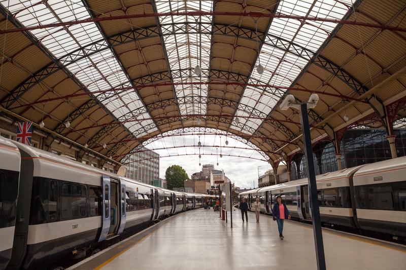 Fałszywe bilety kolejowe w Wielkiej Brytanii