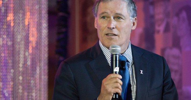 Gubernator Waszyngtonu potwierdza start w wyborach