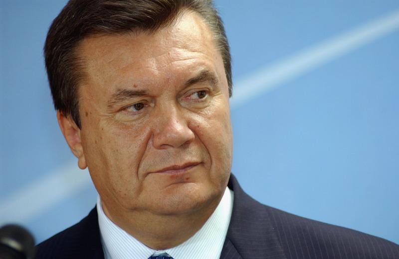 Ukraina: Janukowycz skazany na 13 lat więzienia. Zaocznie…