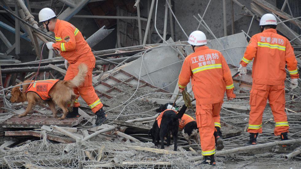 Do 74 wzrosła liczba ofiar śmiertelnych katastrofy budowalnej w Chinach