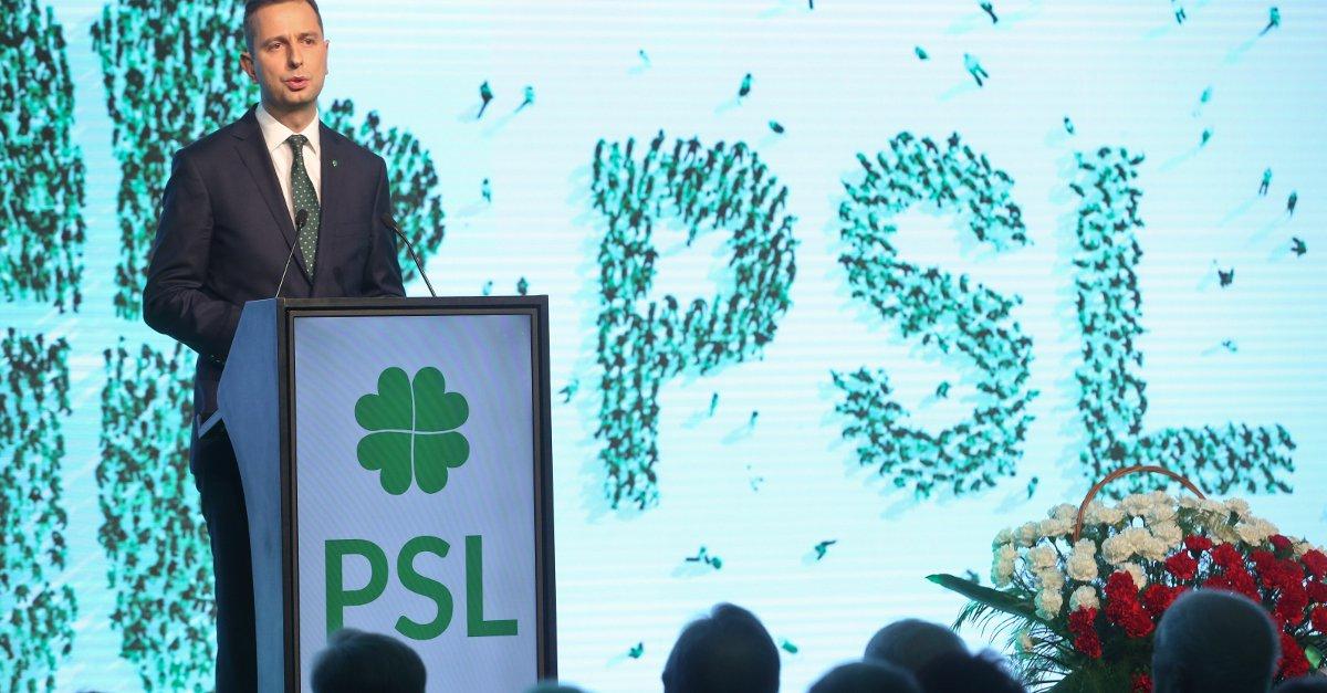 Władysław Kosiniak-Kamysz ponownie prezesem PSL