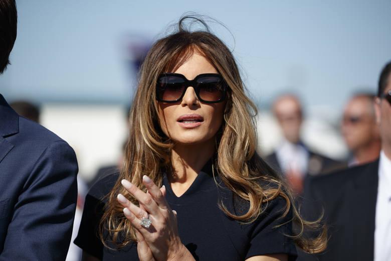 """Melania Trump """"panią do towarzystwa""""? Daily Mail przeprasza za oskarżenia"""