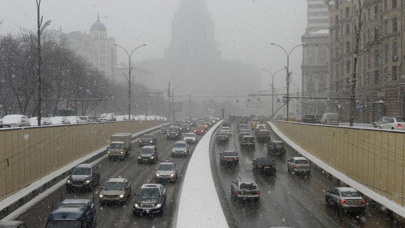 W Europie upał, a w Moskwie ochłodzenie jakiego nie notowano od conajmniej 70 lat