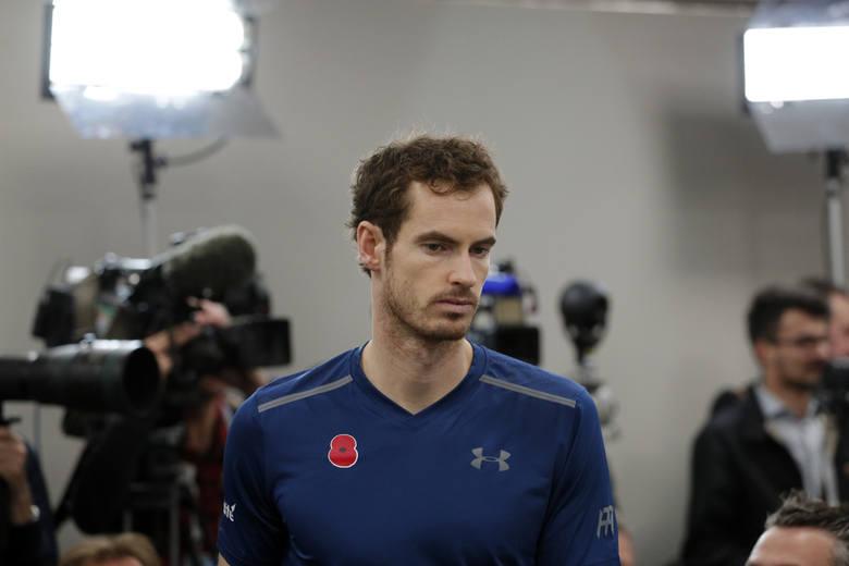 Andy Murray nowym numerem jeden w męskim tenisie!