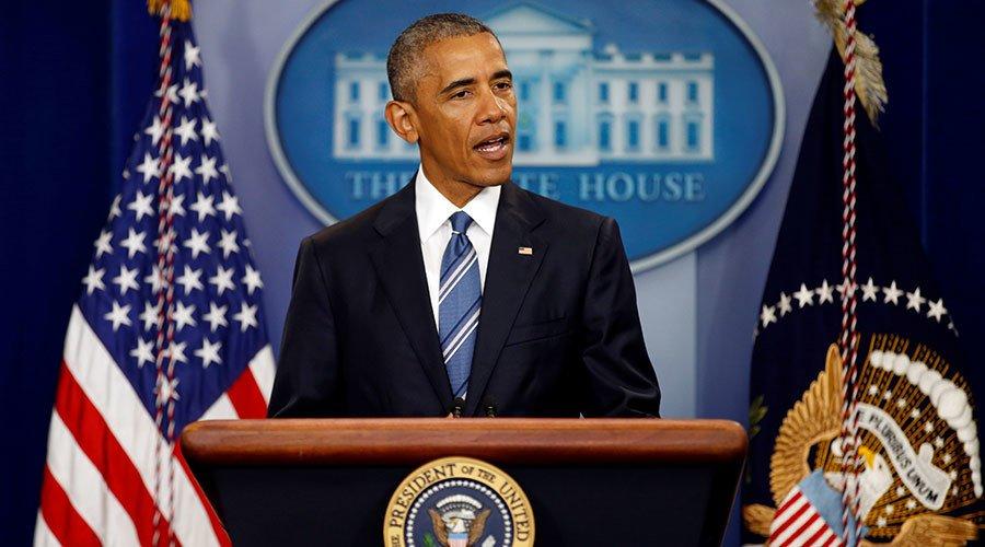 Barack Obama zapowiada odwet za rosyjskie cyberataki