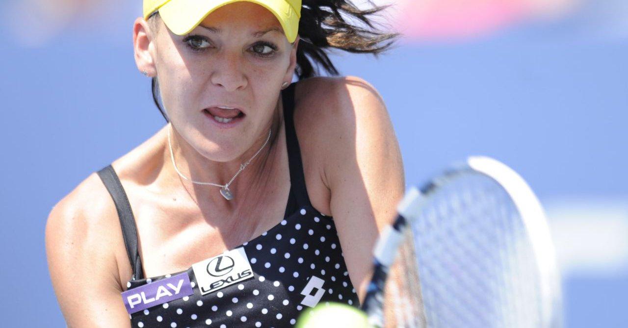 Wimbledon: Radwańska w drugiej rundzie!