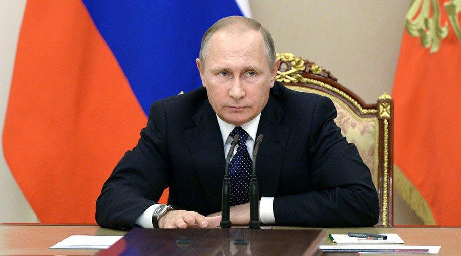 """FSB o pomyśle Putina: """"Skrajnie niebezpieczny"""""""