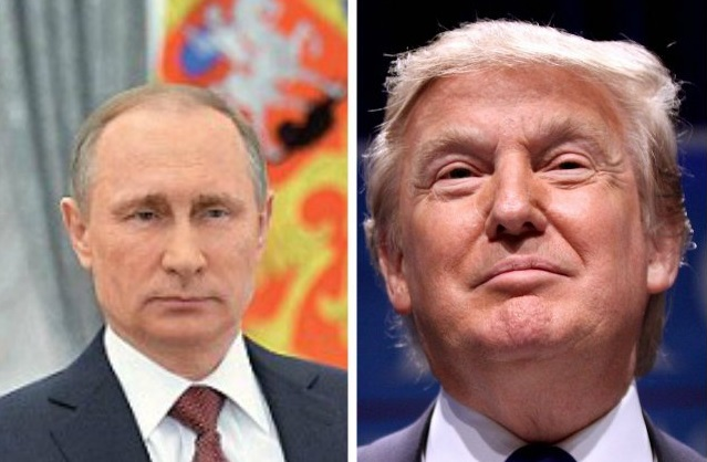 Trump zablokował sankcje wobec Rosji