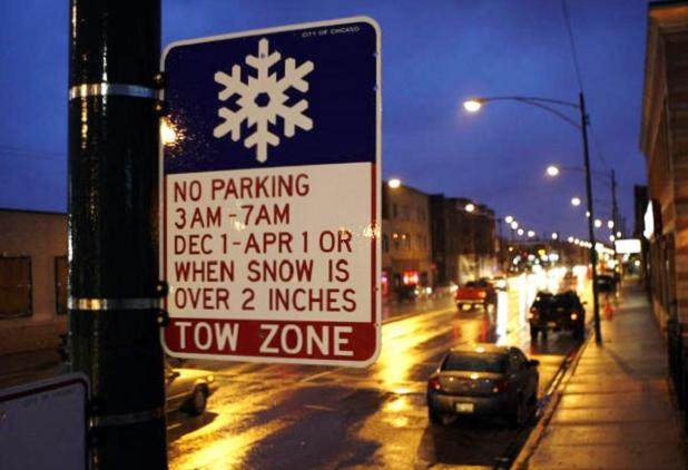 W nocy wchodzi w życie zimowy zakaz parkowania