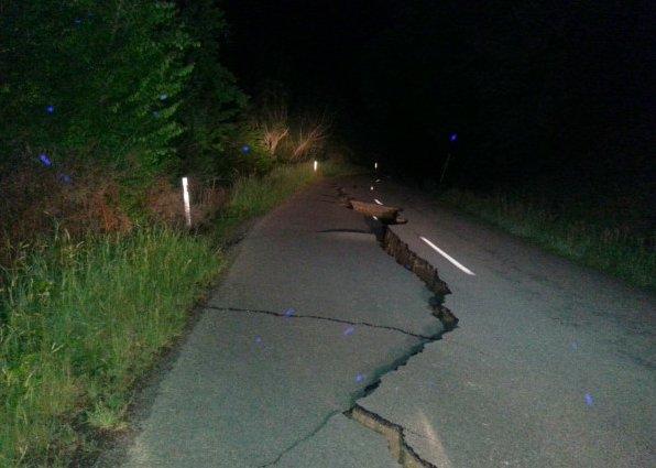 Ogromne straty po trzęsieniu ziemi w Nowej Zelandii