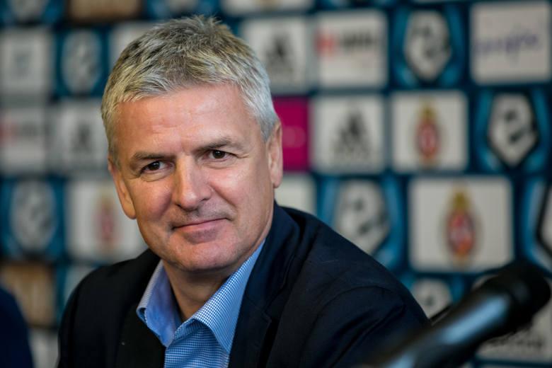 Dariusz Wdowczyk nie jest już trenerem Wisły Kraków – wydał oświadczenie