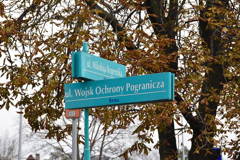 Dziewięć ulic w Białymstoku zmienia nazwę!