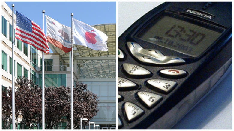 Nokia pozywa Apple. Chodzi o ważne pomysły i patenty