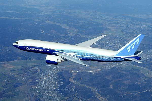 Boeing zmniejszy produkcję 777. Będą zwolnienia