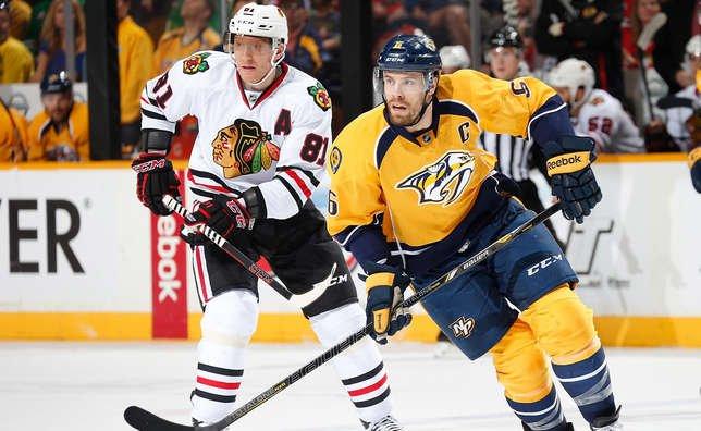 Penguins i Predators grają dalej. Koniec marzeń Blackhawks