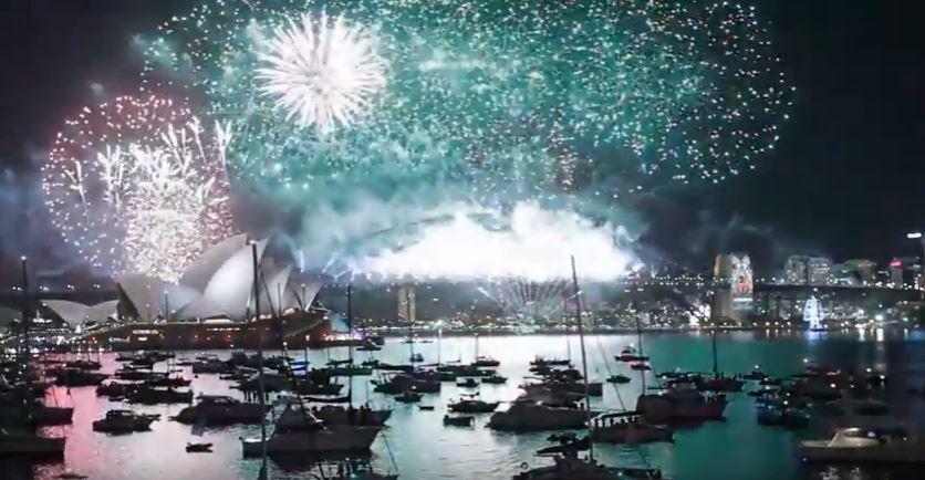 Sylwester 2016: Australia, Nowa Zelandia i wyspy na Pacyfiku powitały nowy rok