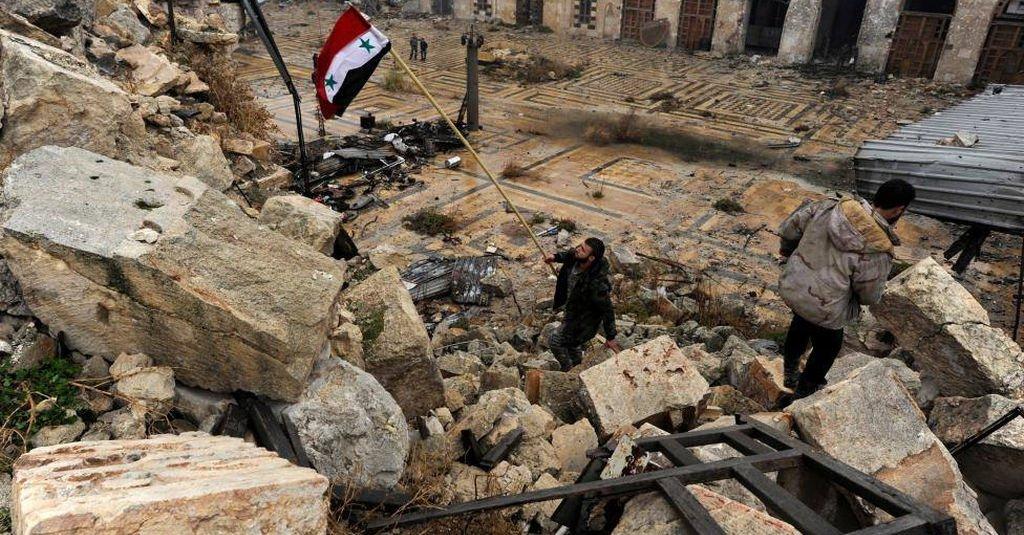 Syryjska armia: Przejęliśmy Aleppo