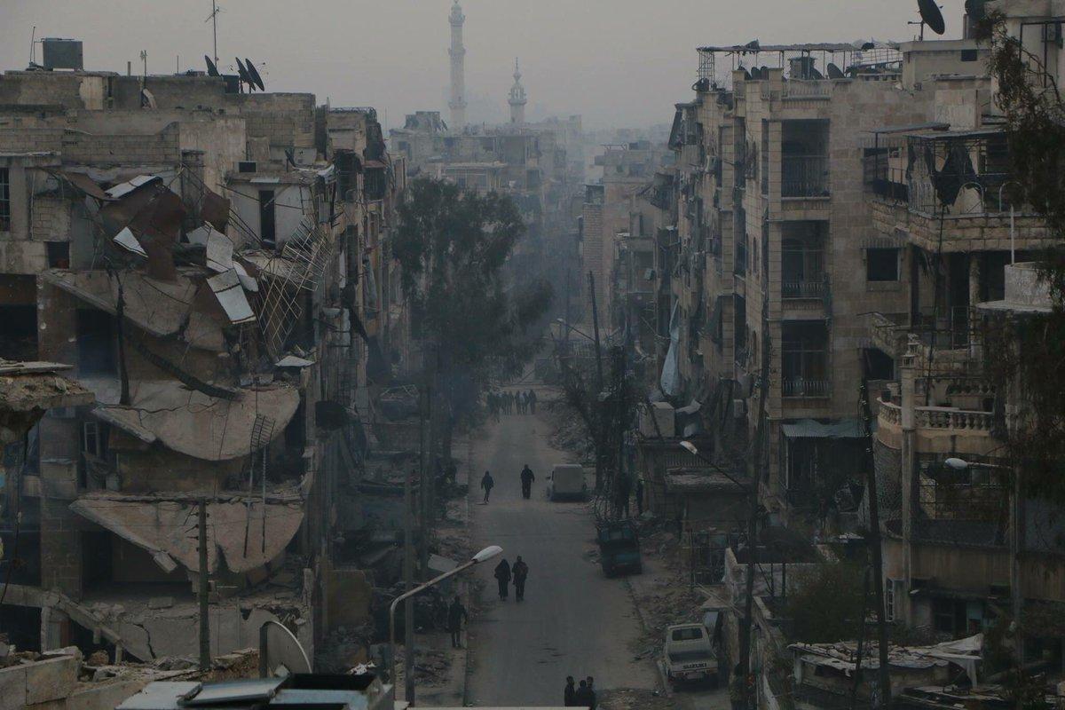 Porozumienie w Syrii – rebelianci mogą opuścić wschodnie Aleppo