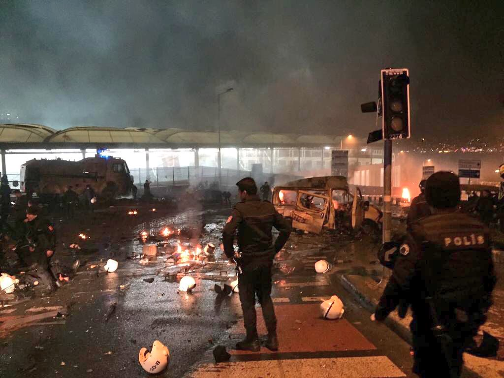 Bilans zamachów w centrum Stambułu – 29 zabitych, 166 rannych