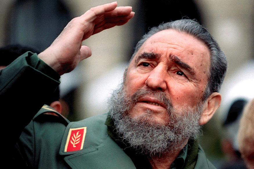 Pogrzeb Fidela Castro