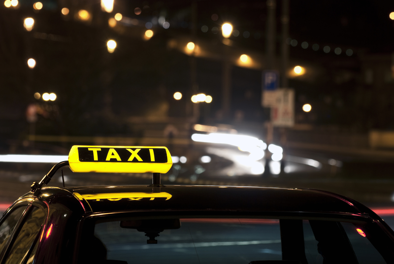 Zwolniony z więzienia mężczyzna nie zapłacił za taksówkę i został ponownie aresztowany