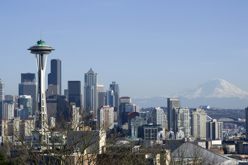 Seattle przekroczyło granicę 700 tys. mieszkańców