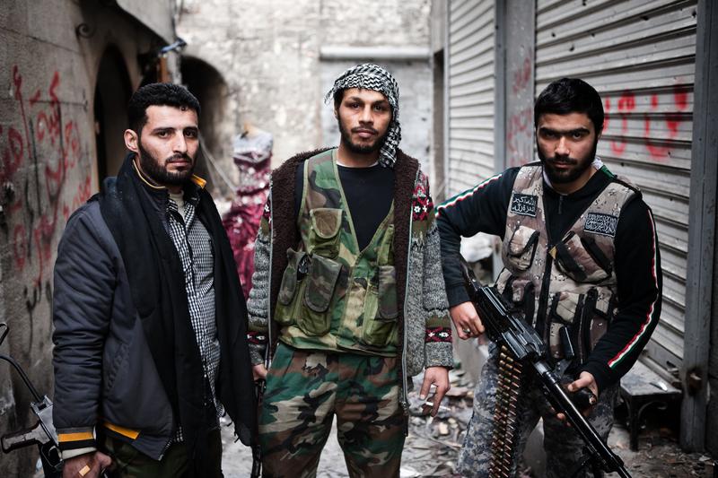 Syryjscy rebelianci rozmawiają o zawieszeniu broni