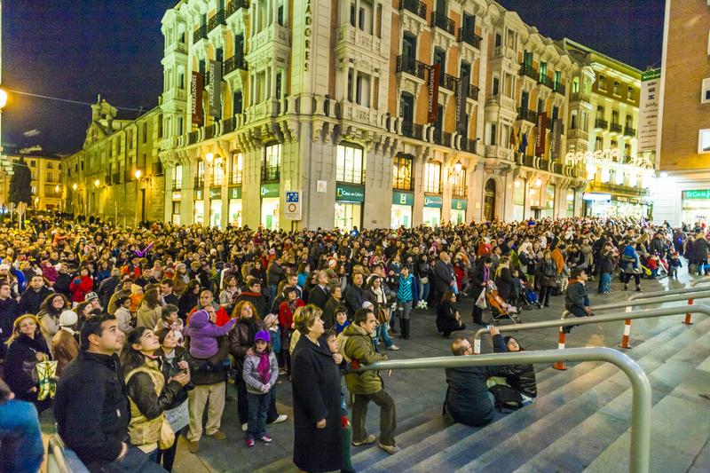 Świąteczne koncerty w Madrycie i Barcelonie