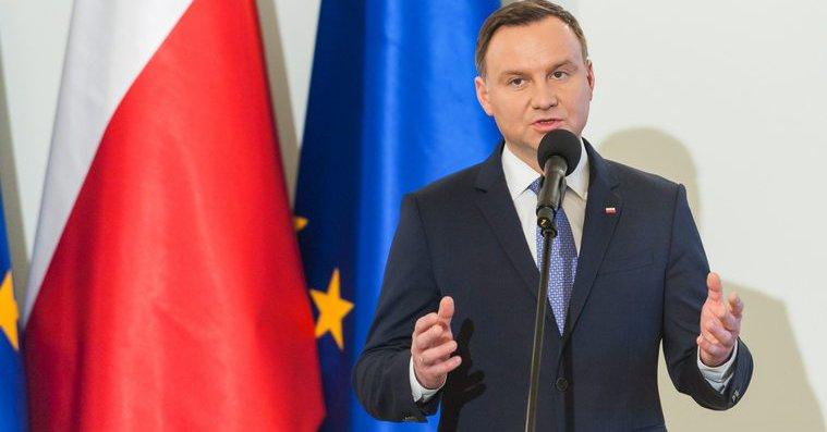 Prezydent Andrzej Duda na Konferencji Bezpieczeństwa