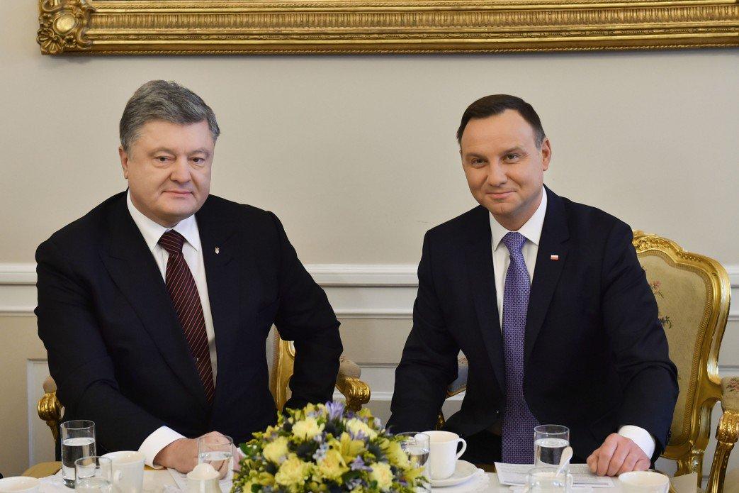 Polska i Ukraina podpisały umowę o współpracy w dziedzinie obronności