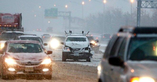 Tak zimno nie było od 1883 roku! Mróz, śnieg i ofiary śmiertelne