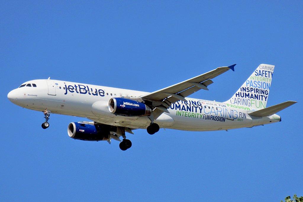 JetBlue Airways wysłały dzieci do niewłaściwych miast. Linie osiągnęły ugodę z matką