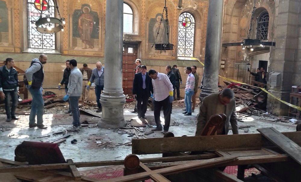 Zamach na chrześcijan w Kairze – zginęło co najmniej 25 osób