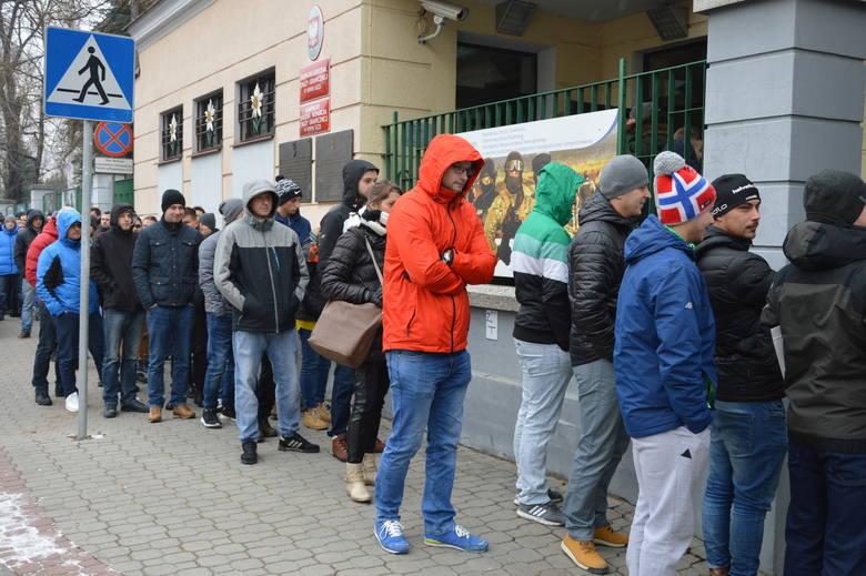 Straż graniczna – tłumy chętnych do pracy